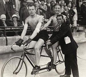 Bernard Leene - Daan van Dijk and Bernhard Leene (1928)