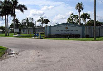 Florida Department of Corrections - Dade Correctional Institution/Homestead Correctional Institution