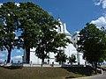 Dagdas Vissvētās Trīsvienības Romas katoļu baznīca (1741 fin. Jans Augusts Hilzens), Alejas iela 2, Dagda, Dagdas novads, Latvia - panoramio.jpg