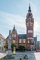 DahmeMark Postmeilensaeule Rathaus.jpg