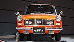 Daihatsu Compagno Berlina front view at 10th Osaka Motor Show December 10, 2017 02.jpg