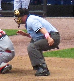 Dale Scott American baseball umpire