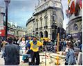 Dale Shields in Piccadilly Circus 1998.jpg