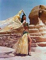 Hiszpan Dalilah, 1957
