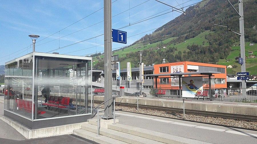 Dallenwil railway station