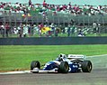 Damon Hill - Williams FW16 at the 1994 British Grand Prix (32541473055).jpg