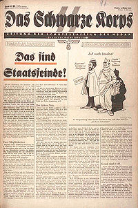 Macbeth newspaper