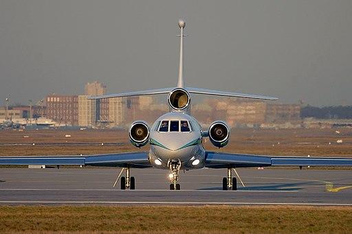 Dassault Falcon 50EX AN0511910