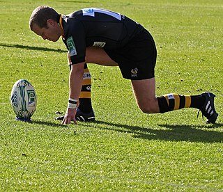 Dave Walder English rugby union footballer and coach