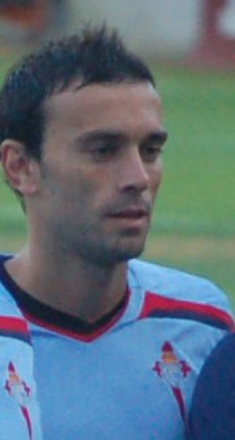 David Català - Català as a Celta player in 2009