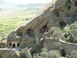 David Gareja monastery complex6