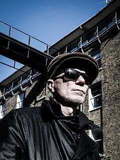 David Virgin Irish musician