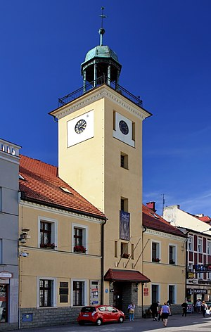 Rybnik - Old city hall, now City Museum