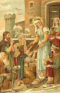 Saint Irmgardis German saint