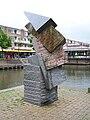 De Stapeling Gerard Höweler Aanloophaven Westkade Huizen.JPG