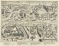 De inname van Breda door Prins Maurits op 4 maart 1590 in vier scènes - The capture of Breda by Prince Maurice in 1590 in 4 scenes.jpg