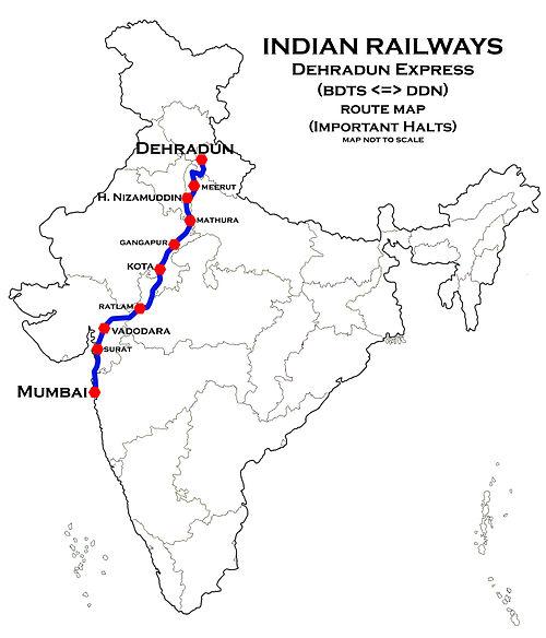 Dehradun Express