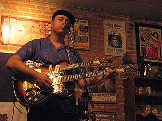 Deke Dickerson - Deke Dickerson in 2008