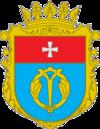 Huy hiệu của Huyện Demydivka