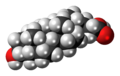 Deoxycholic acid 3D spacefill.png
