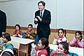 Deputy Secretary Blinken Joins Refugee Students in a Song at a School in Adana, Turkey (22852591900).jpg