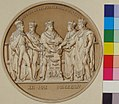 Design for a Medal Commemorating the Treaty of Paris, 1814 MET 1980.283.1.jpg