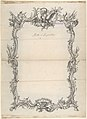 Design for a frame with Eagles and Trophies MET DP804385.jpg