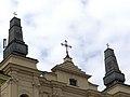Detail of Saint Francis church in Warsaw - 07.jpg