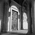 Deur en portaal van de Church of the agony (Kerk van het heilige lijden) ook wel, Bestanddeelnr 255-5328.jpg