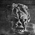 Devil's mask representing leprosy, 14th century Wellcome L0005942.jpg