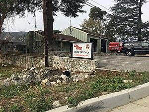 Devore, California - Devore Fire Station