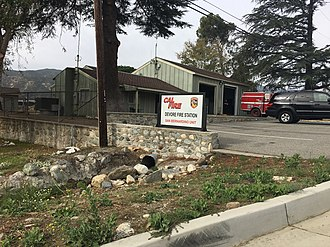 Devore, California - Devore Fire Station