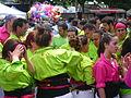 Diada castellera festes de primavera 2014 a Sant Feliu de Llobregat P1480285.jpg