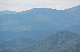 Dick's Knob viewed from Black Rock Mountain.jpg