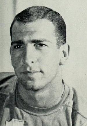 Dick Wallen - Wallen from 1957 UCLA yearbook