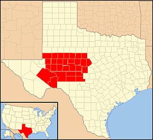 Roman Catholic Diocese of San Angelo - Image: Diocese of San Angelo in Texas