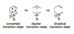 Diradical transition state aza cope.tiff