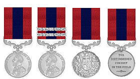 Image illustrative de l'article Distinguished Conduct Medal