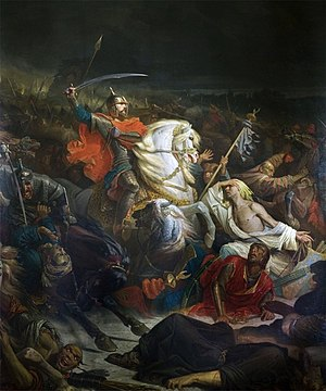 Dmitry Donskoy in the Battle of Kulikovo.jpg