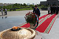 Dmitry Medvedev in Kazakhstan 22 May 2008-2.jpg
