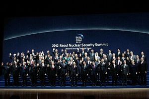2012 Nuclear Security Summit - Participating world leaders at the 2012 Nuclear Security Summit