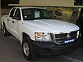 Dodge Dakota 3.7 ST Quad Cab 2008 (14335884879).jpg