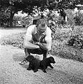 Dog, sandal Fortepan 16123.jpg