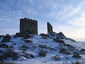 Dolwyddelan Castle - geograph.org.uk - 1292969