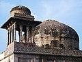 Dome and the corner of Dai Anga Tomb.jpg