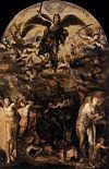 Domenico Beccafumi - Fall of the Rebel Angels - WGA01545.jpg