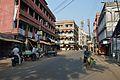 Domjur-Jagadishpur Road and Dafarpur-Narna Road Junction - Domjur - Howrah 2014-04-14 0506.JPG
