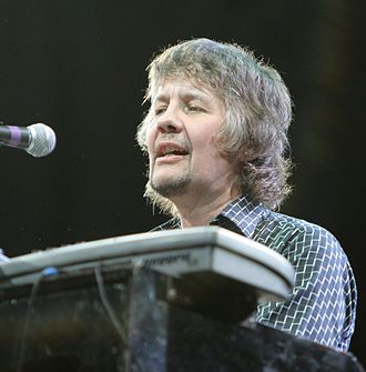 Don Airey - Don Airey performing with Deep Purple in 2005
