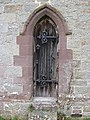 Doorway into the north transept, St. Dingat's - geograph.org.uk - 1173091.jpg