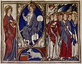 Douce Apocalypse - Bodleian Ms180 - p.021 Seventh seal.jpg